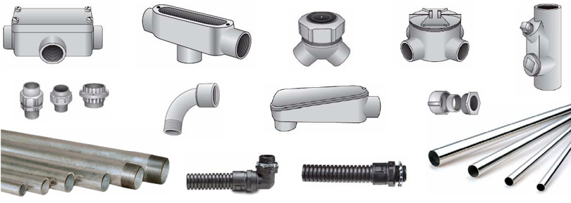 Electrical Conduits Conduit Bodies Fittings u0026 Accessories & Electrical Parts Engineering Co. Ltd. - We Are With Your Business